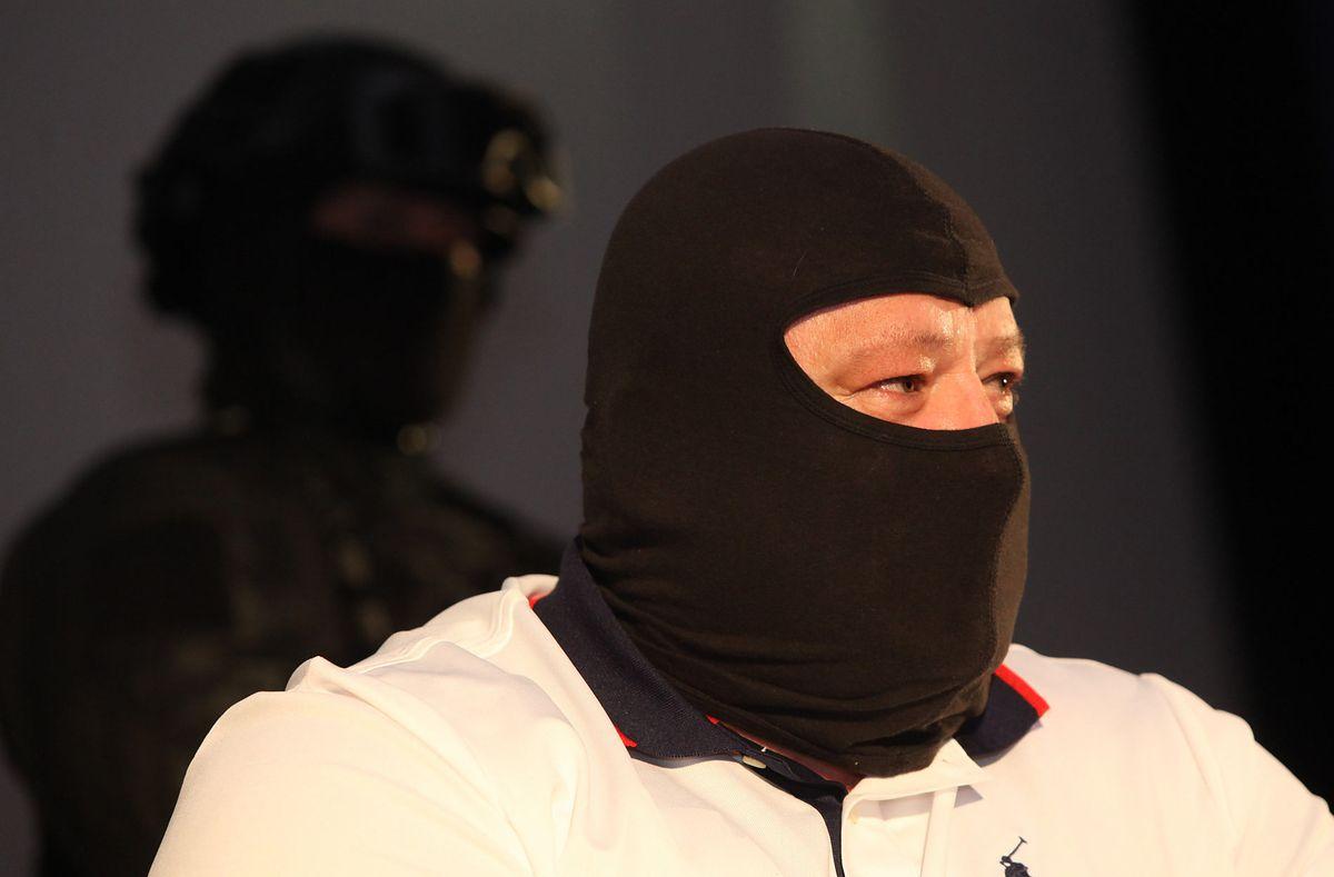 Jarosław S. ps. Masa musi przeprosić Andrzeja Gołotę. Twierdził, że walka boksera była ustawiona