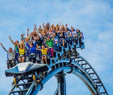 Hyperion Mega Coaster - największy i najszybszy w Europie w swojej kategorii