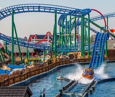 Energylandia to jeden z największych parków rozrywki w Europie