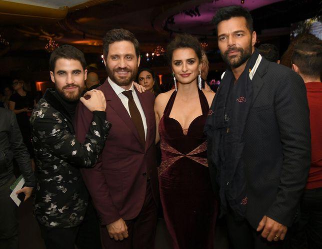 "Darren Criss, Edgar Ramirez, Penelope Cruz i Ricky Martin zagrali w ""The Assassination Of Gianni Versace: American Crime Story"""