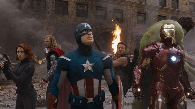 Avengers, czyli superbohaterowie Marvela