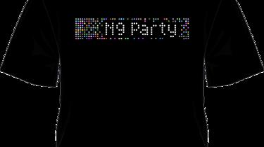 Pamiątkowe koszulki z N9 Party