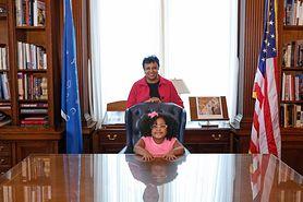 4-letnia Daliyah Arana przeczytała ponad 1000 książek