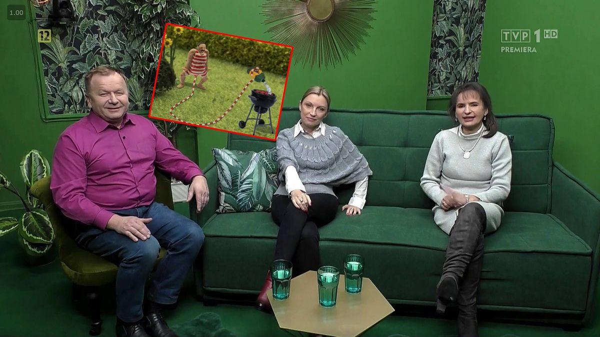 """Uczestnicy """"Motel Polska"""" krytycznie o duńskiej animacji."""