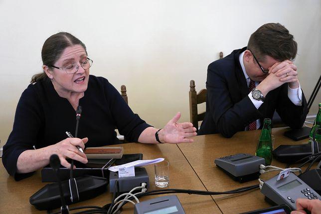 """Pawłowicz znów dała """"popis"""". """"Skandaliczna"""" wypowiedź"""
