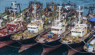 Zderzenie kutrów na Morzu Japońskim. 13 osób zostało uratowanych.