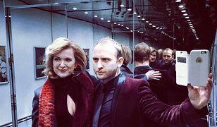 Justyna Nagłowska i Borys Szyc brylują na salonach