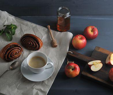 Ślimaczki z makiem są idealne do porannej kawy