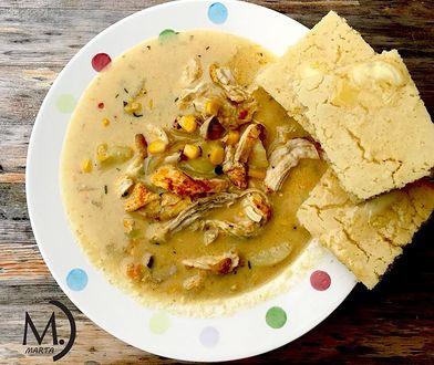 Zerwanie z kulinarną rutyną. Zupa kukurydziana