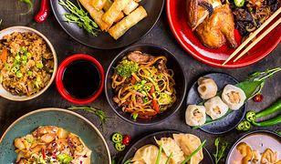 Prawdziwa chińska kuchnia, czyli kaczka po pekińsku, kebab i makaron