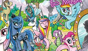 Mój Kucyk Pony – Przyjaźń to magia, tom 5