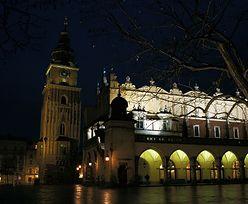 Koronawirus. Kraków wyłączył uliczne latarnie. Są dane o przestępczości