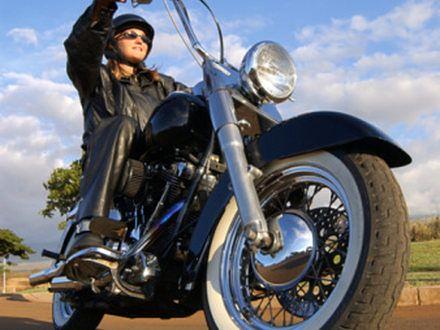 Co ubrać na motor?