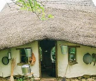 Ekologiczny dom, który kosztował zaledwie 1000 zł