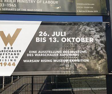 W Berlinie otworzono wystawę poświęconą Powstaniu Warszawskiemu