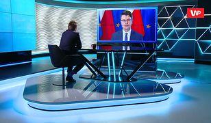 Koronawirus w Polsce. Kiedy nowy etap odmrażania gospodarki? Piotr Mueller komentuje