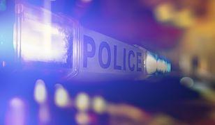 Policja szuka konwojenta
