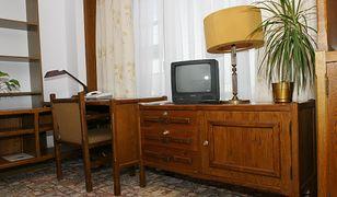 Pokój w hotelu sejmowym. Zdjęcie z 2005 r.