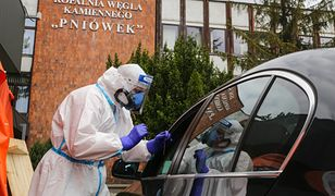 Koronawirus w Polsce. Zakażeniu uległo już 3862 górników