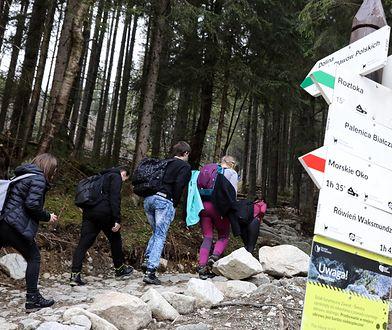 4 maja zostały otwarte wszystkie szlaki turystyczne w Tatrach