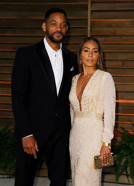 Will Smith, Jada Pin­kett Smith