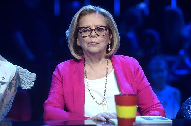 Elżbieta Zapendowska nie lubi polskiego popu.