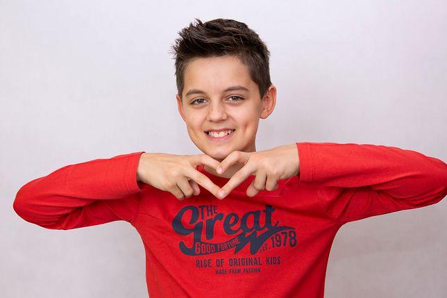 """""""Horyzont"""" - nowy singiel Eryka Waszczuka z """"The Voice Kids"""""""