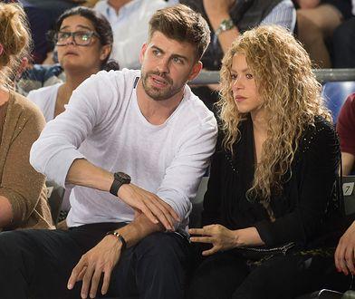 Gerard Piqué i Shakira są parą od 2011 r.