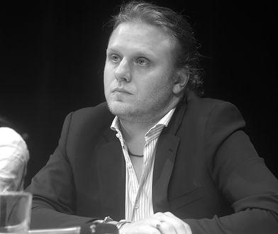 Piotr Woźniak-Starak mógł zostać pochowany nielegalnie.