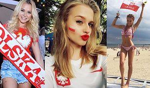 Tak polskie gwiazdy kibicowały w meczu Polska-Portugalia!