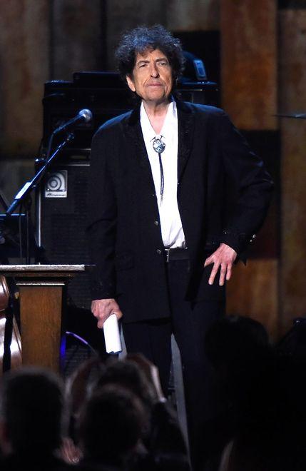 Bob Dylan - poeta wśród muzyków