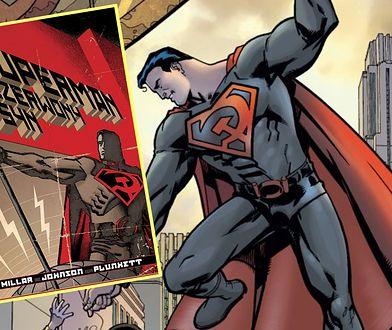 """""""Superman - Czerwony Syn"""" – recenzja komiksu wydawnictwa Egmont"""