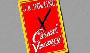 Pierwsza książka J.K. Rowling dla dorosłych już w sprzedaży