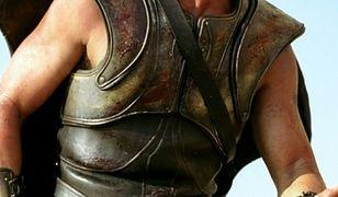 Brad Pitt - ścięgno Achillesa
