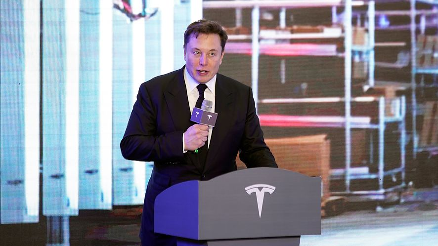 Kobieta straciła pieniądze w oszustwie z wizerunkiem Elona Muska