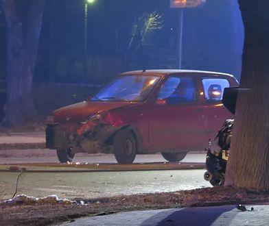 Do wypadku doszło 10 lutego 2017 roku w Oświęcimiu (East News)