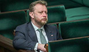 Minister Łukasz Szumowski - czy rząd weźmie pod uwagę jego rekomendacje medyczne odnośnie formy wyborów?