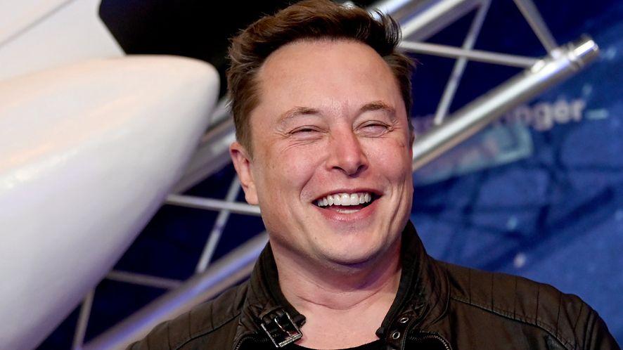 Wizerunek Elona Muska został wykorzystany w oszustwie