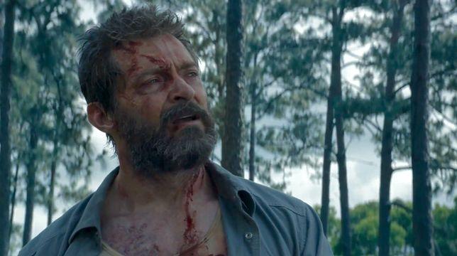 "Hugh Jackman w filmie ""Logan. Wolverine"""