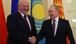 Rosja jest zadowolona z Łukaszenki? (Photo by Mikhail Svetlov/Getty Images)