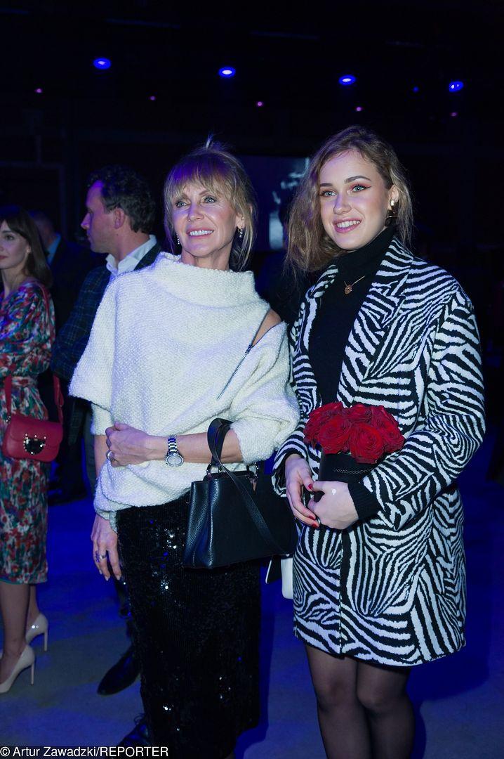 Beata Ścibakówna pochwaliła się sukcesem córki. Helena Englert dostała się na prestiżowe studia