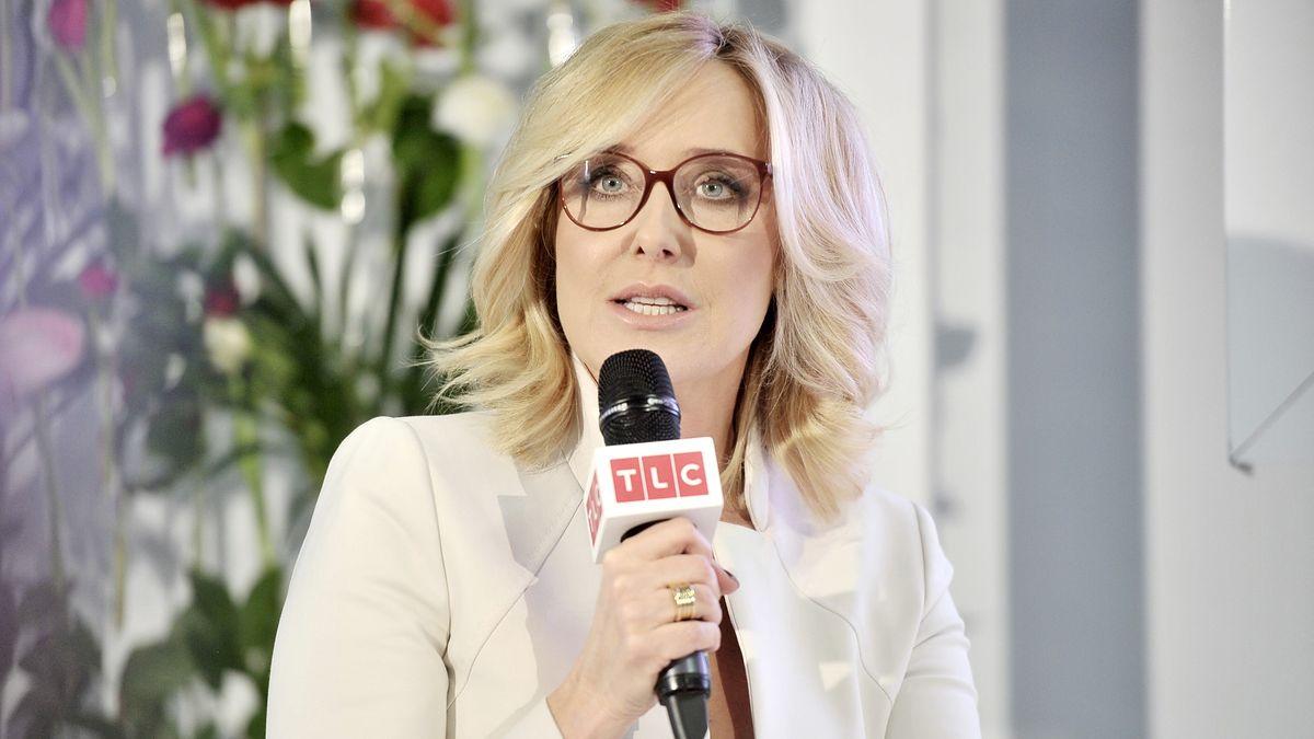 Agata Młynarska od kilku lat zmaga się z chorobą Leśniowskiego-Crohna