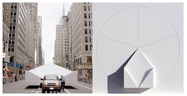 Instalacja polskiego artysty zrobiła furorę w Nowym Jorku