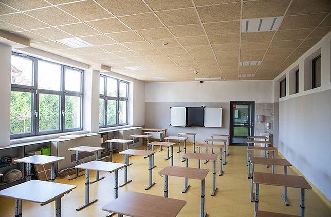 Koronawirus. Polska. Zdalne nauczanie nie tylko w przedszkolu przy Berylowej w Lublinie