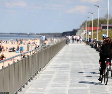 Koronawirus. Nowe ognisko nad Bałtykiem. Już cztery osoby zakażone (zdj. ilustracyjne)