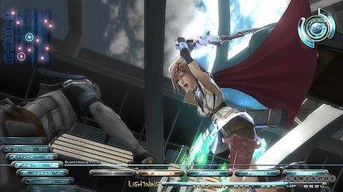 Bezkompromisowe Final Fantasy XIII