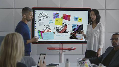 Jamboard do biur i szkół – Google chce zastąpić tym klasyczne tablice