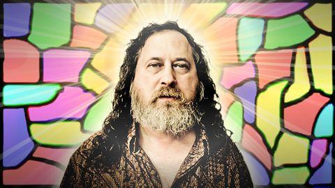 """Stallman """"pobłogosławił"""" serwis do prowadzenia zbiórek"""
