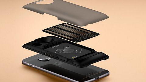 Sprzętowy hacking w Moto Z: smartfon z modułami od użytkowników