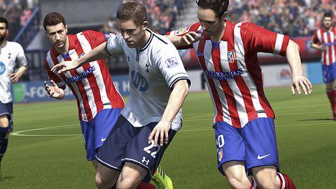 Nowa galeria z FIFA 14